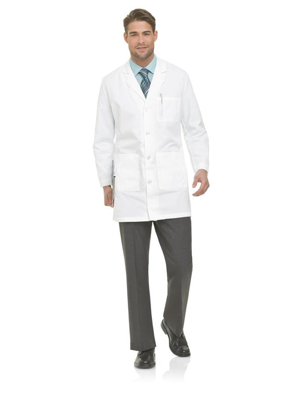 3124<br> MEN'S LAB COAT