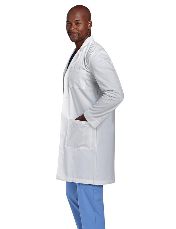 3145 MEN'S LAB COAT - ScrubHaven