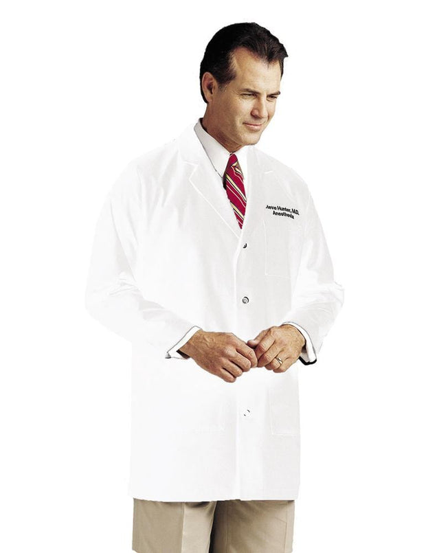 3163 MEN'S LABCOAT
