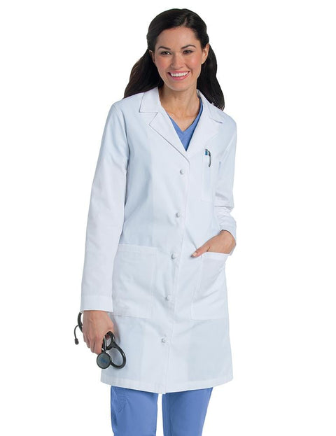 3172 WOMEN'S KNOT BUTTON LAB - ScrubHaven