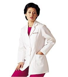 3194 WOMEN'S LABCOAT - ScrubHaven