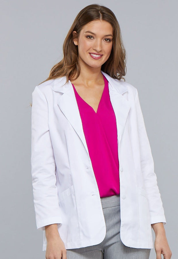 "Cherokee Professional Whites Women's 30"" Lab Coat - 348 - ScrubHaven"