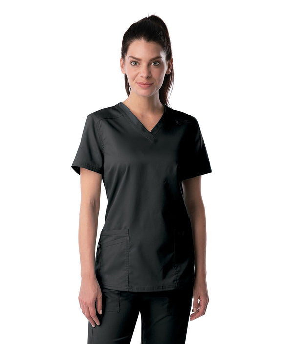 4160<br> WOMENS MODERN V NECK TUNIC