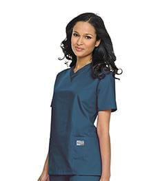 70221 WOMENS V-NECK TUNIC