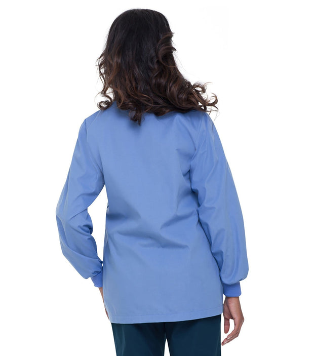 7535 WOMENS CARDIGAN WARM-UP