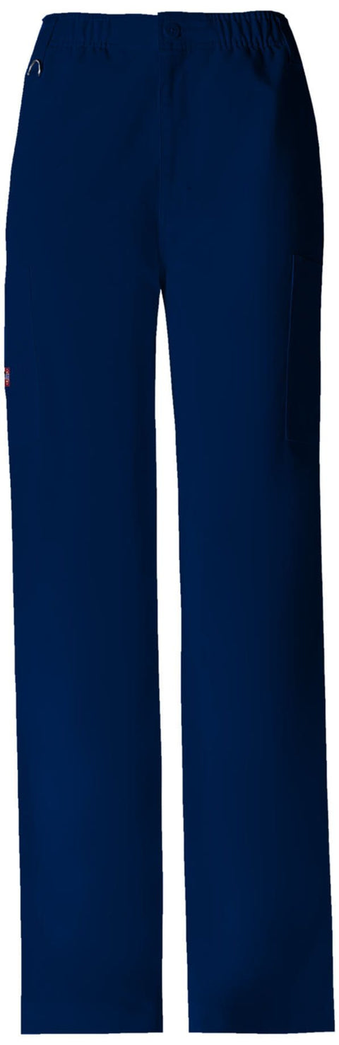 Dickies Xtreme Stretch Men's Men's Men's Zip Fly Pull-On Pant - 81210 - ScrubHaven