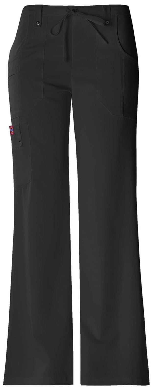 82011T<br> Mid Rise Drawstring Cargo Pant (Tall)