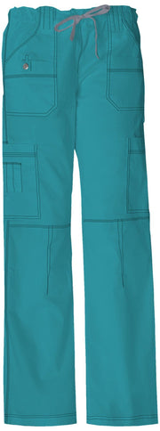 857455T<br> Low Rise Drawstring Cargo Pant (Tall)