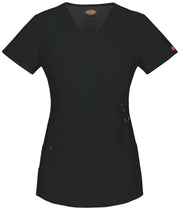 Dickies Mock Wrap Top |  Xtreme Stretch - 85956