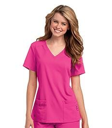 9044 WOMENS JULIE CLASSIC 4-POCKET TUNIC