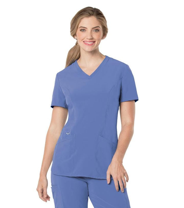 9059 ACTIVENT V-NECK TUNIC