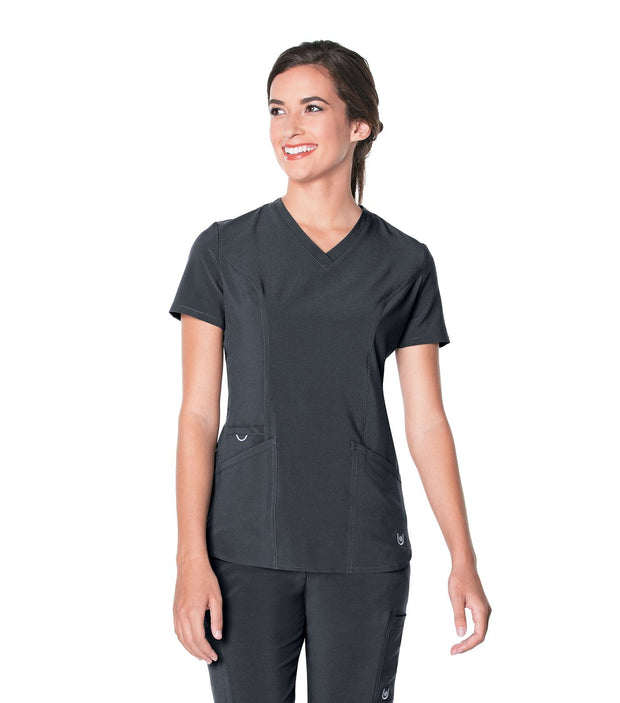 9059<br> ACTIVENT V-NECK TUNIC