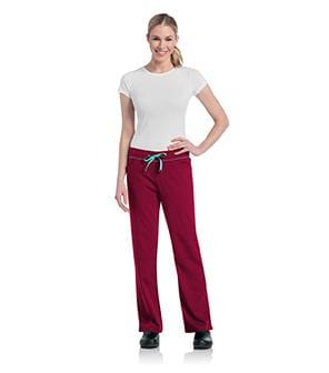 "9318 WOMENS NATALIE"" CONTEMPORARY DRAWSTRING PANT"""