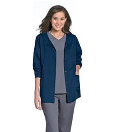 9871<br> WOMENS AUBREY FRONT BUTTON JACKET