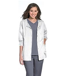 9871 WOMENS AUBREY FRONT BUTTON JACKET