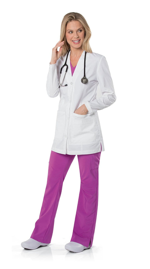 9875<br> MEDIA LABCOAT