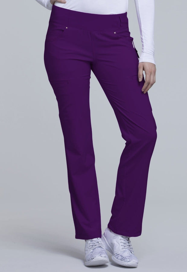 CK002T Mid Rise Straight Leg Pull-on Pant (Tall)