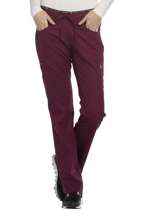 CK003T Mid Rise Straight Leg Pull-on Pant (Tall)