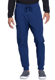 Cherokee Infinity Men's Natural Rise Jogger Pant - CK004AS  Short