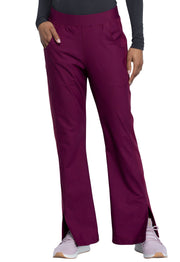 Cherokee Form by Cherokee Women's Mid Rise Moderate Flare Leg Pull-on Pant - CK091