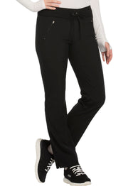 CK100AT Mid Rise Tapered Leg Drawstring Pants (Tall)