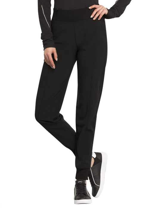 Cherokee Infinity Women's Mid Rise Jogger - CK110AT  Tall - ScrubHaven