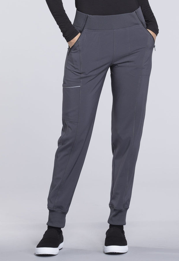 CK110AT<br> Mid Rise Tapered Leg Jogger Pant (Tall)