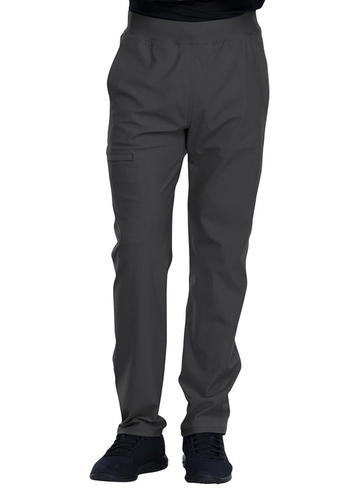 Cherokee Form by Cherokee Men's Men's Men's Tapered Leg Pull-on Pant - CK185S  Short - ScrubHaven