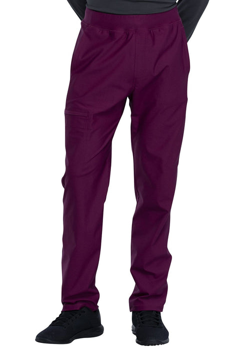 Cherokee Form by Cherokee Men's Men's Men's Tapered Leg Pull-on Pant - CK185T  Tall - ScrubHaven