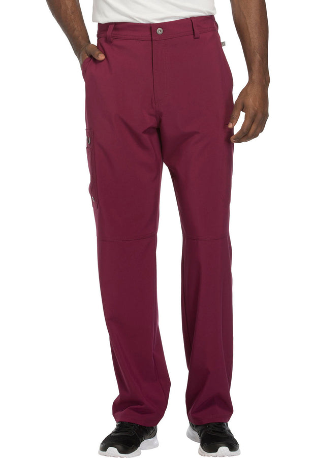 Cherokee Infinity Men's Fly Front Pant - CK200AT  Tall