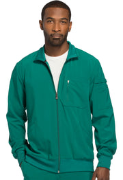 CK305A Men's Zip Front Jacket