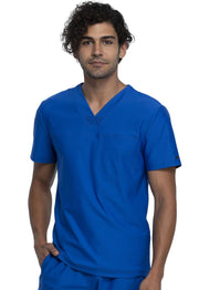 Cherokee Form by Cherokee Men's Men's Men's V-Neck Top - CK885 - ScrubHaven