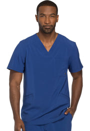 Cherokee Infinity Men's V-Neck Top - CK900A