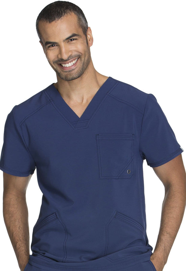 Cherokee Infinity Men's V-Neck Scrub Top #CK900A