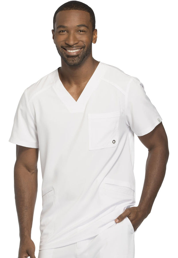 CK900A Men's V-Neck Top