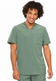 CK910A Men's V-Neck Top