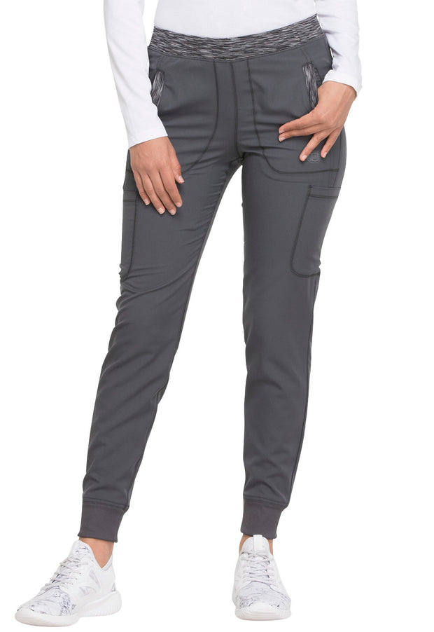 Dickies Dynamix Women's Natural Rise Tapered Leg Jogger Pant - DK185P  Petite