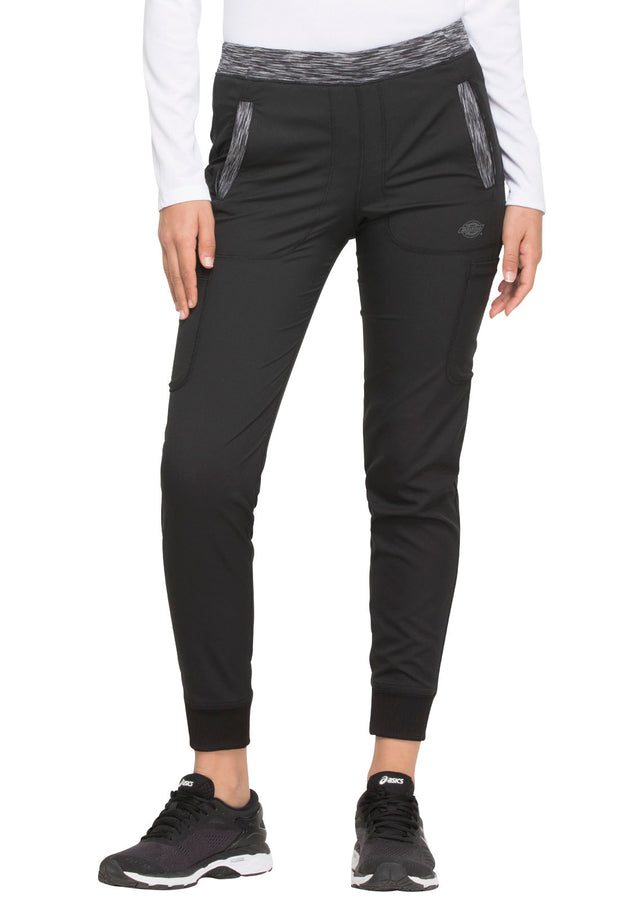 Dickies Dynamix Women's Natural Rise Tapered Leg Jogger Pant - DK185