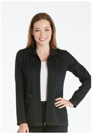 Dickies Essence Women's Warm-up Jacket - DK302 - ScrubHaven