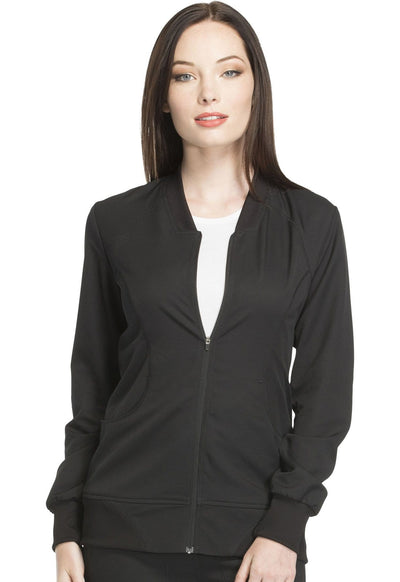 DK330<br> Zip Front Warm-up Jacket