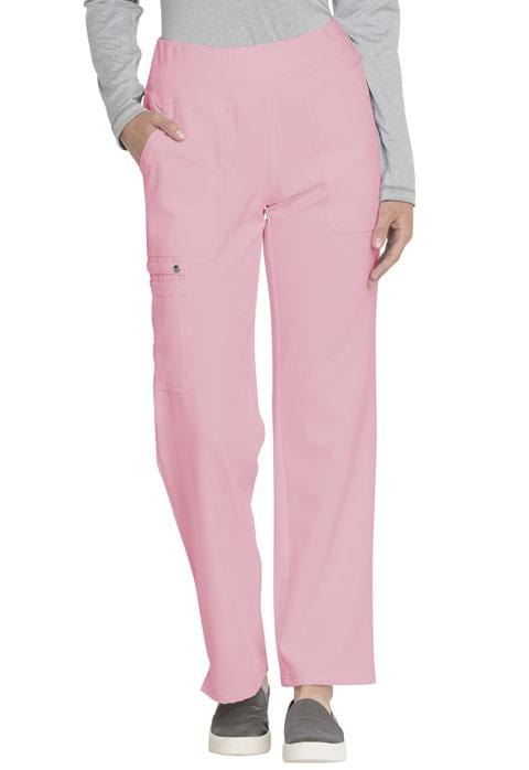 EL130P Mid Rise Straight Leg Pull-on Pant