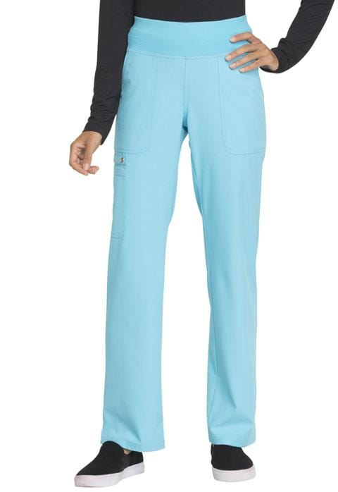 EL130T<br> Mid Rise Straight Leg Pull-on Pant (Tall)