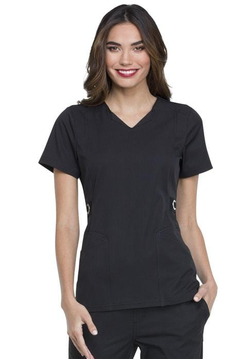 EL720 V-Neck Top - ScrubHaven