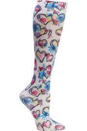 FASHIONSUPPORT<br> Knee High 12 mmHg Compression Sock