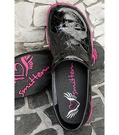 HEARTTHROB HEART THROB SMITTEN SHOES - ScrubHaven