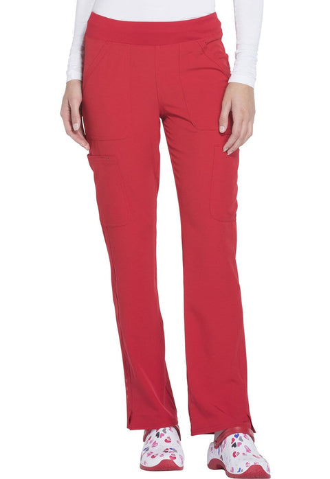 Heartsoul Break On Through Women's Low Rise Cargo Pant - HS020T  Tall - ScrubHaven