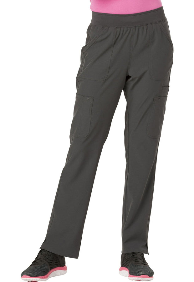 Heartsoul Break On Through Women's Low Rise Cargo Pant - HS020 - ScrubHaven