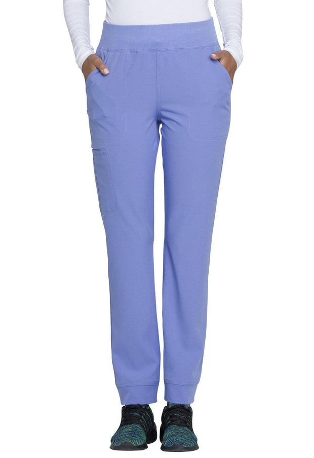 Heartsoul Break On Through Women's Natural Rise Tapered Leg Pant - HS070 - ScrubHaven
