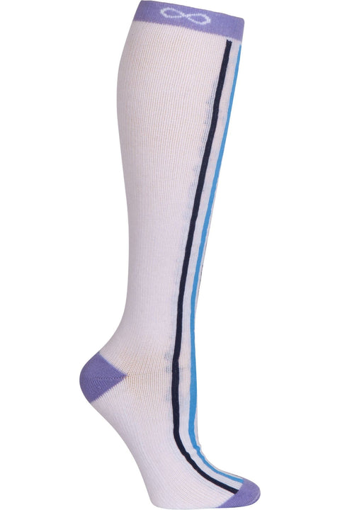 Infinity Footwear Infinity Women's 1 Pair Pack 15-20 mmHg Support Socks - KICKSTART - ScrubHaven