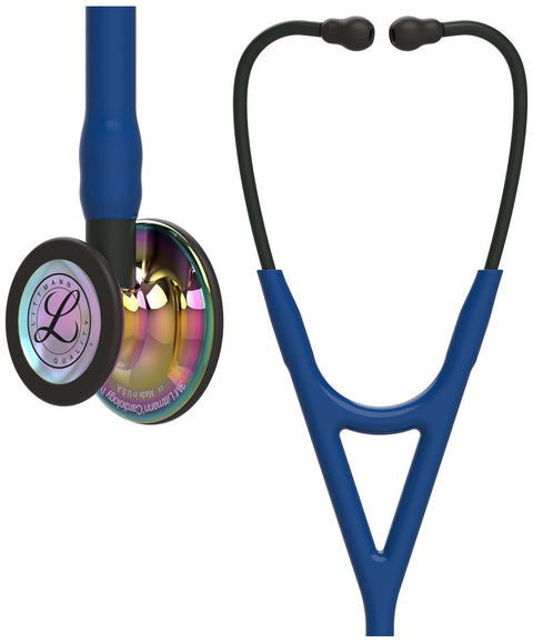 Littmann Stethoscopes Unisex Cardiology IV Diagnostic Stethoscope HP - L6242HPRB - ScrubHaven